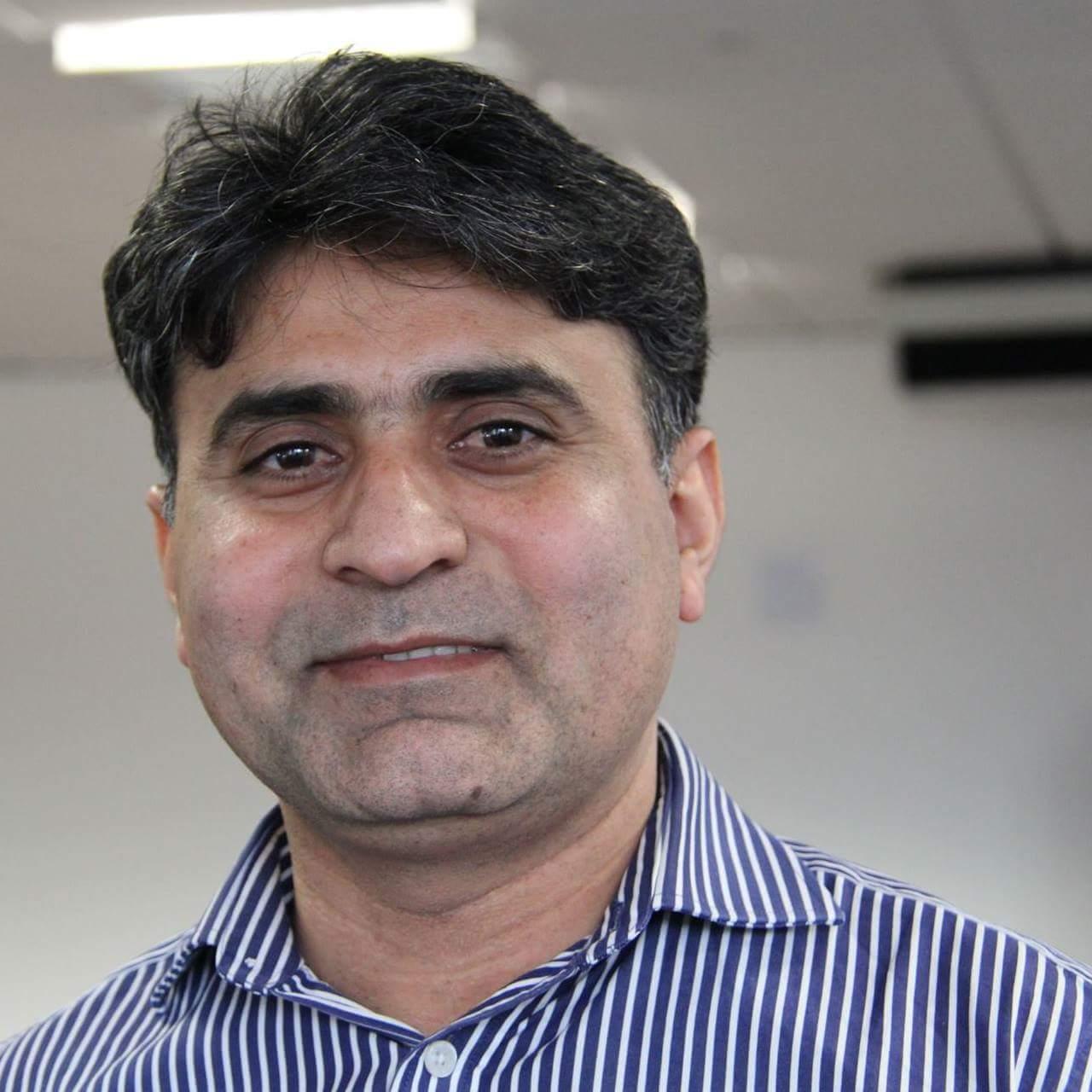 Dr. Hakim Ali Mahesar