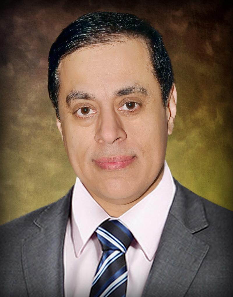 Akhtar Hussain Mughal - Dr