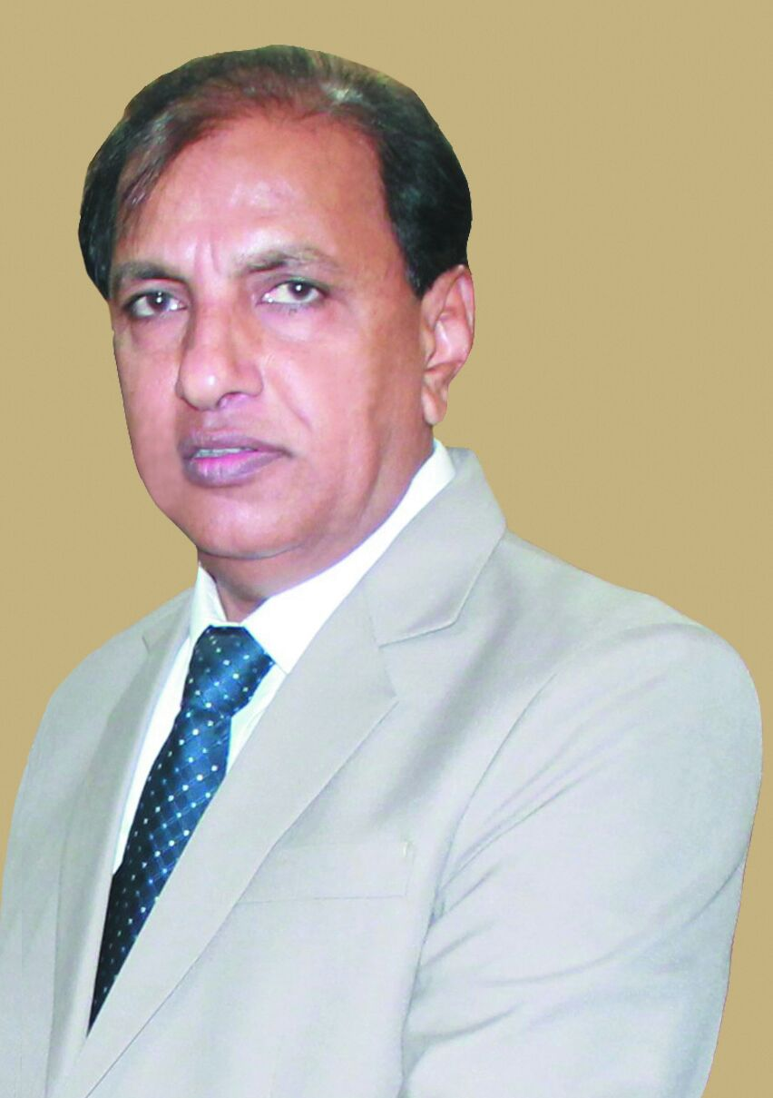 Prof. Dr. Muhammad Siddique Kalhoro